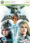 SoulCalibur IV (Microsoft Xbox 360, 2008, DVD-Box)