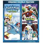 Pokemon Heroes: The Movie/Pokemon: Destiny Deoxys (Blu-ray Disc, 2011)