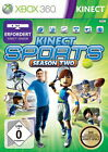 Kinect Sports: Season Two (Microsoft Xbox 360, 2013, DVD-Box)
