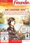 Die Legende von Pocahontas (PC, 2009, DVD-Box)
