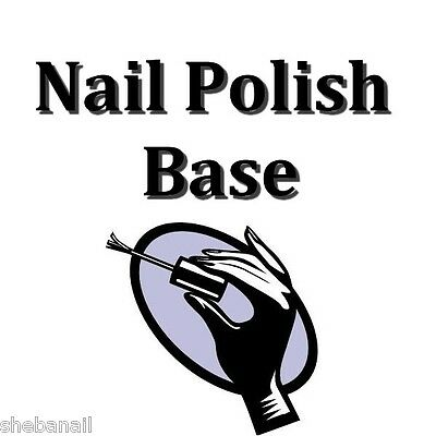 Franken Polish Suspension Nail Polish Mixing Base 32 ounce