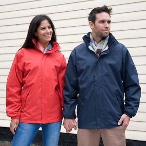 RESULT-CORE-HOODED-WATERPROOF-MIDWEIGHT-JACKET-COAT-4-Cols-S-to-XXXL-WOMENS-MENS