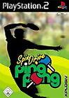 Spin Drive Ping Pong (Sony PlayStation 2, 2005, DVD-Box)