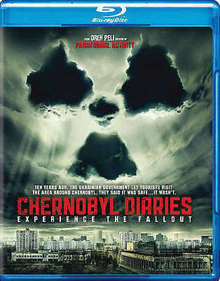 Chernobyl Diaries (Blu-ray Disc, 2012)