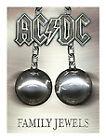 AC/DC - Family Jewels (DVD, 2005, 2-Disc Set)
