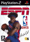ESPN NBA 2K5 (Sony PlayStation 2, 2005, DVD-Box)