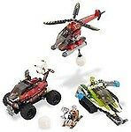 Nuevo Lego RACERS 8863 Blizzard's Peak Sellado