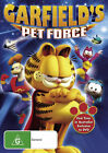 Garfield's Pet Force (DVD, 2011)