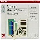 Wolfgang Amadeus Mozart - Mozart: Music for 2 Pianos; Piano Duets (1996)