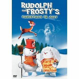 Rudolph and Frostys Christmas in July (DVD, 2004)   eBay