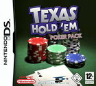Texas Hold'em Poker Pack (Nintendo DS, 2007)