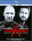 Coriolanus (Blu-ray/DVD, 2012, 2-Disc Set)