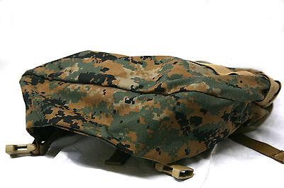 USMC Digital MARPAT ILBE Arcteryx Main Pack Lid Dust Cover New