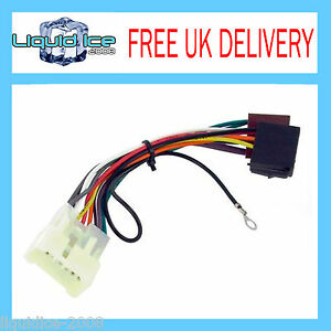 ct20sz01 suzuki swift alto iso stereo head unit harness ... mitsubishi lancer head unit wiring diagram