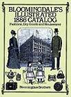 Bloomingdale's  Illustrated 1886 Catalogue: Fashions Dry Goods and Housewares by Bloomingdale Brothers (Paperback, 1989)