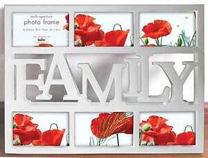 Fotorahmen-Collage-Family-Weiss-6-Fotos-10x15-cm-Bilderrahmen-Fotogalerie