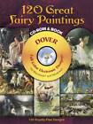 120 Great Fairy Paintings by Dover Publications Inc. (Mixed media product, 2006)