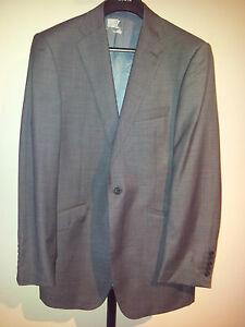 M-S-Autograph-by-Timothy-Everest-GREY-single-breasted-SUIT-JACKET-40-L-new