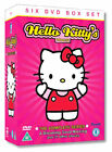 Hello Kitty's Paradise - A Blooming Good Morning And Other Stories (DVD, 2010, 6-Disc Set, Box Set)