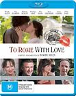 To Rome With Love (Blu-ray, 2013)