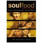 Soul Food: The Series - The Second Season Standard (DVD, 2007, Closed Caption)