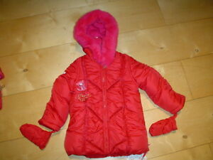 74 Charitable Wi 12/13 Red With Gloves Sz Winter 2012 Pezzo D ´ Oro Winter Jacket