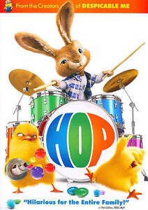 Hop (DVD, 2012), New