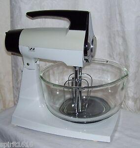 vintage sunbeam mixmaster 12 speed hand amp stand mixer