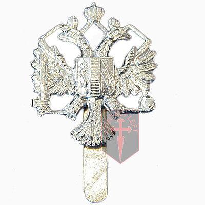 Queen's Dragoon Guards (QDG) CAP BADGE