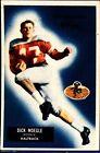 1955 Bowman Dick Moegle San Francisco 49ers #48 Football Card