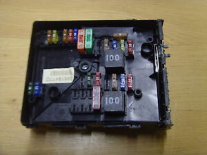 s l300 volkswagen golf mk6 fuse box 1k0937125d ebay Golf Mk7 at panicattacktreatment.co