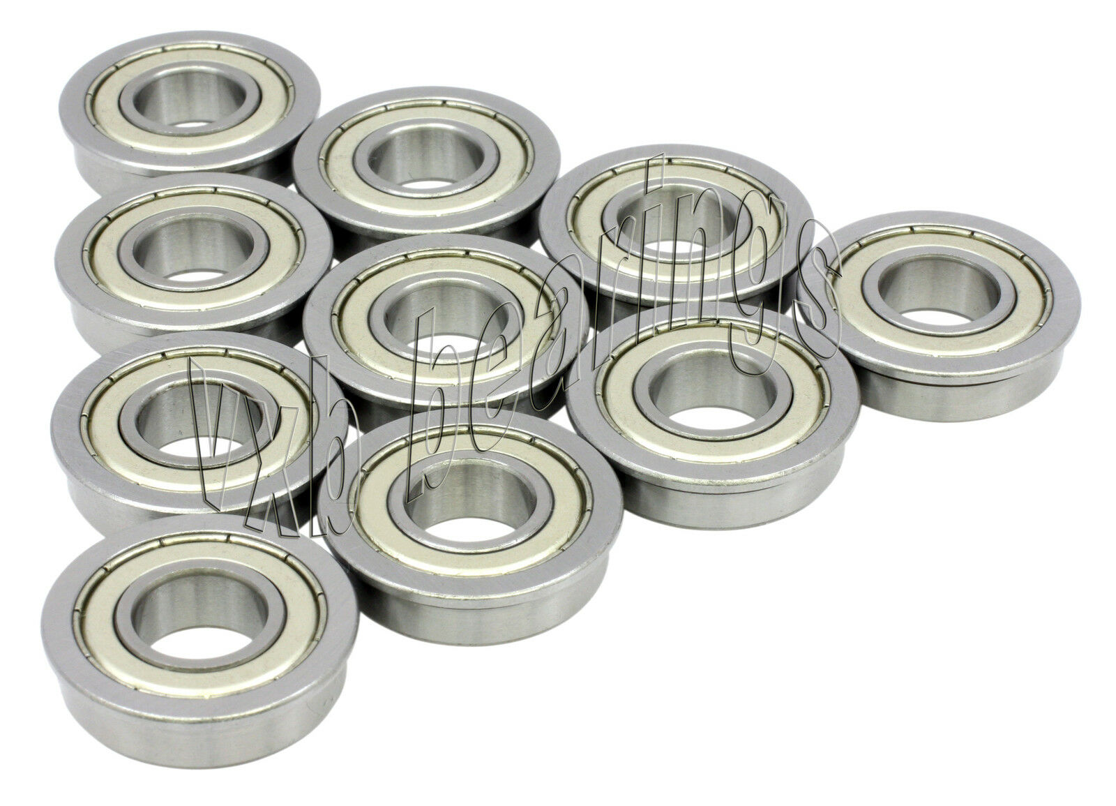 Coupon for vxb bearing