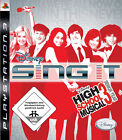Disney Sing It: High School Musical 3 - Senior Year (Sony PlayStation 3, 2008)