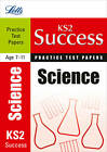 Science: Practice Test Papers by Bob McDuell, Jackie Clegg (Paperback, 2012)