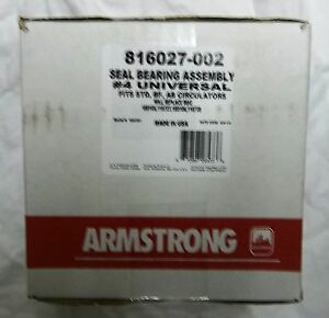 ARMSTRONG-816027-002-4-BEARING-ASSEMBLY-FITS-B-amp-G-189105-118447-189106