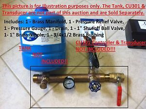 Brass-Constant-Pressure-Manifold-Kit-for-Easy-Grundfos-SQE-Installation