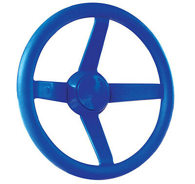 Playground Steering Wheel BLUE Cubby House Accessories Equipment Cubbies NEW