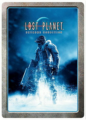 Lost Planet: Extreme Condition -- Steelbook Special Edition (Microsoft Xbox 360,