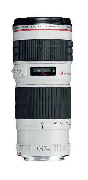 Canon EF 70-200mm f/4.0 IS USM L Lens
