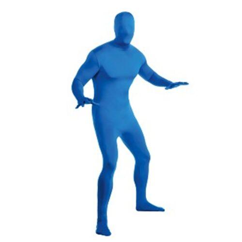 ADDIO AL CELIBATO PARTY disponibile in 7 colori 2nd Second Skin FULL BODY TUTINA Stretch