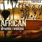 Tinyela - African Drums & Voices (2010)