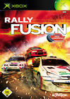 Rally Fusion - Race Of Champions (Microsoft Xbox, 2002, DVD-Box)