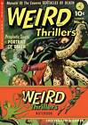 Weird Thrillers Notebook by Octopus Publishing Group (Hardback, 2013)