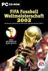 FIFA Fußball-Weltmeisterschaft 2002 (PC, 2002, DVD-Box)