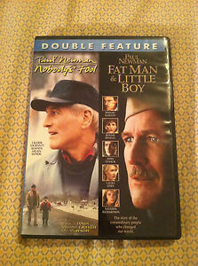 NOBODY-039-S-FOOL-DVD-PAUL-NEWMAN-amp-FAT-MAN-AND-LITTLE-BOY