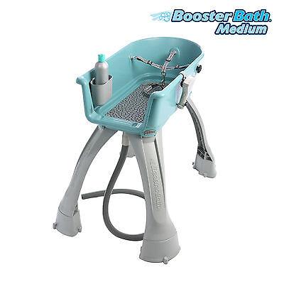 Booster Bath Medium Pet Dog Grooming Washing Tub Indoor Outdoor Bathing USED