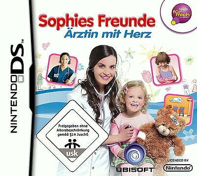 Sophies Freunde: Ärztin mit Herz (Nintendo DS, 2009)