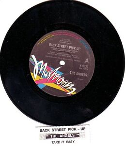 THE-ANGELS-Back-Street-Pick-Up-Take-It-Easy-7-45-rpm-record-jukebox-strip