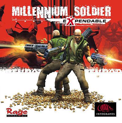 Millennium Soldier - Expendable (Sega Dreamcast, 1999)