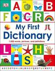 My First Dictionary by DK (Hardback, 2012)